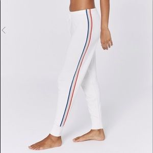 Spiritual Gangster Rainbow Joggers Medium